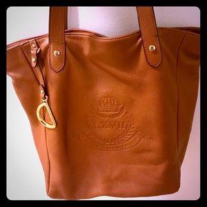 Ralph Lauren Brown Leather tote/handbag
